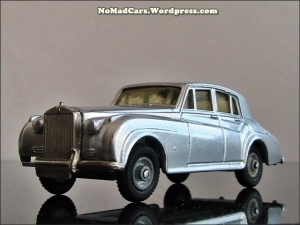 Rolls Royce Silver Cloud by Budgie Models (2)