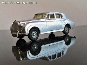 Rolls Royce Silver Cloud by Budgie Models (4)