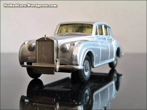 Rolls Royce Silver Cloud by Budgie Models (5)