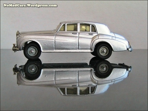 Rolls Royce Silver Cloud by Budgie Models (6)