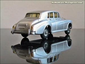 Rolls Royce Silver Cloud by Budgie Models (7)