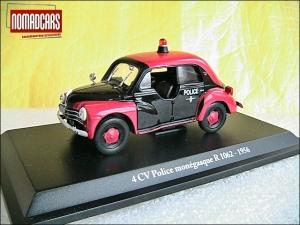 Renault 4 CV Police 1956_1
