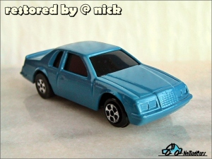 ERTL Ford Tbird 1983 pic01