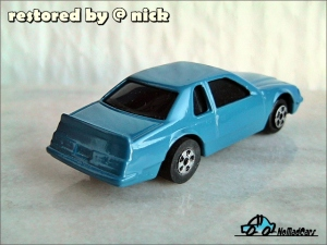 ERTL Ford Tbird 1983 pic03