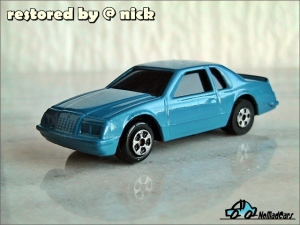 ERTL Ford Tbird 1983 pic04