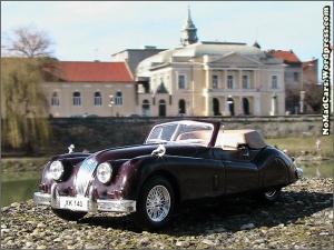 Jaguar XK 140 pic02