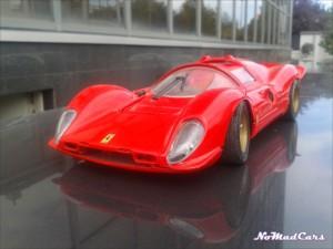 Jouef Ferrari 330 P4 1967 (3)